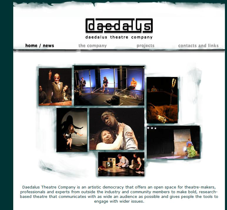 Daedalus Theatre looking to exhibit artists work