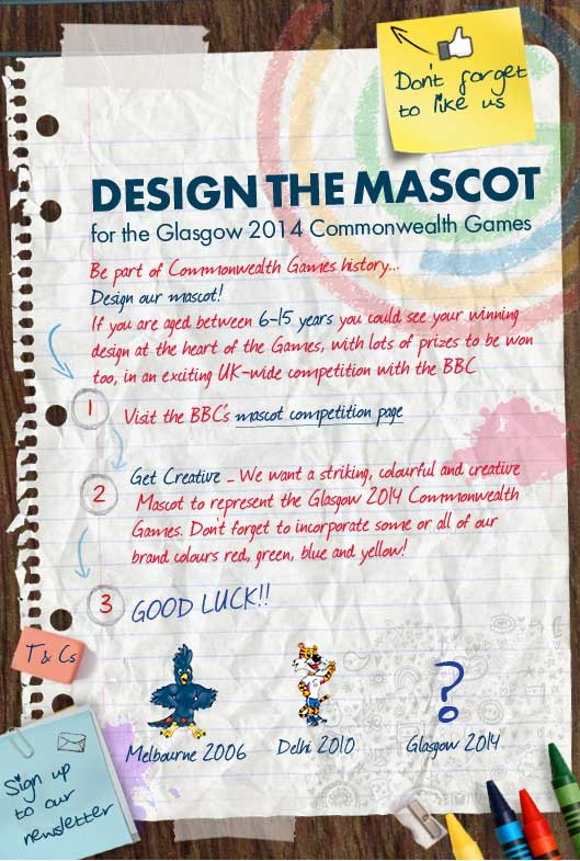 Design competition for 6-15 years old