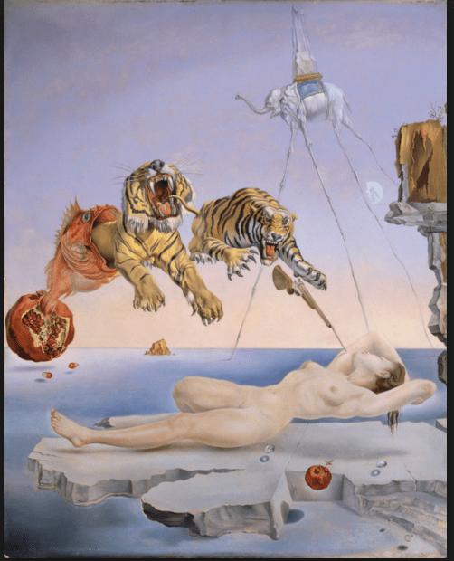 Salvador Dali Dream