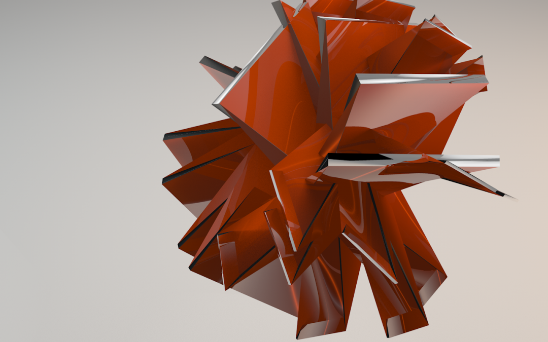 3D Abstract Experiments
