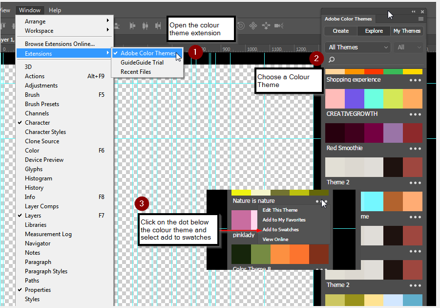Level 3 Unit 12 Designing your site Mockup with Photoshop,