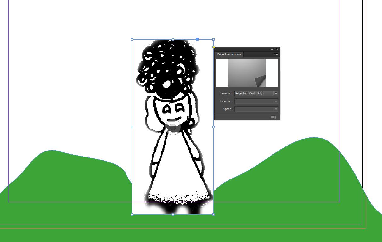 AS Level Graphic Design making an Interactive book, AS Level Graphic Design making an Interactive book, Anna Gabali