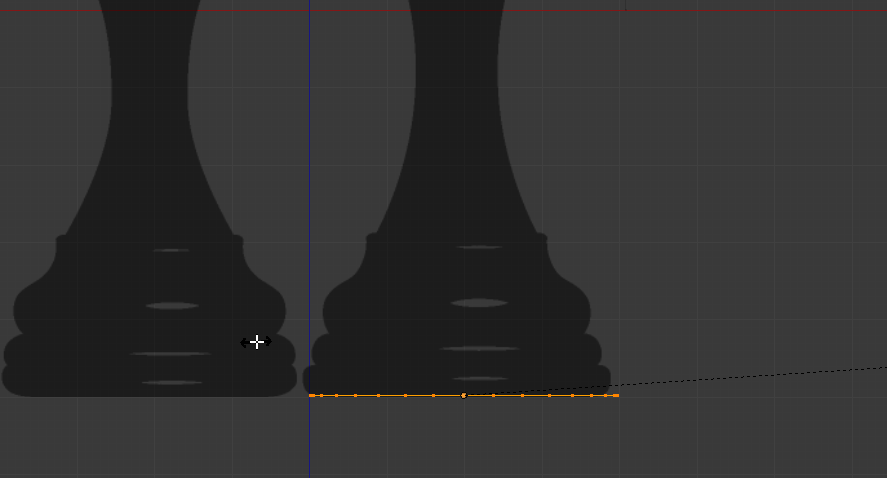 Level 3 unit 41 3d Modelling creating a chess piece,