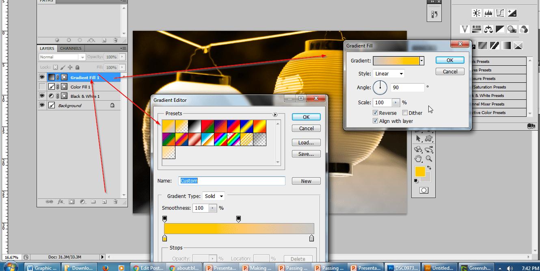 Unit 8 Photoshop advanced tutorial Associate Diploma Graphic Design,